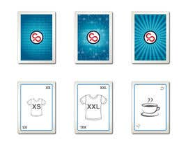 nº 67 pour I need some Graphic Design for Planning Poker Cards (AI, PSD, EPS, PDF, PNG) par elenabsl