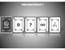 reply2azhar tarafından I need some Graphic Design for Planning Poker Cards (AI, PSD, EPS, PDF, PNG) için no 43