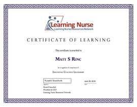 Nro 13 kilpailuun Quiz Certificate of Completion käyttäjältä mattsrinc