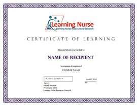 Nro 6 kilpailuun Quiz Certificate of Completion käyttäjältä aminemax