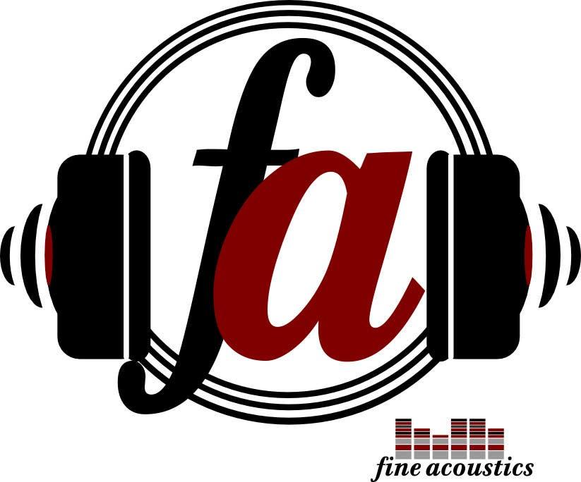 Design a Logo for Audio Company için 66 numaralı Yarışma Girdisi