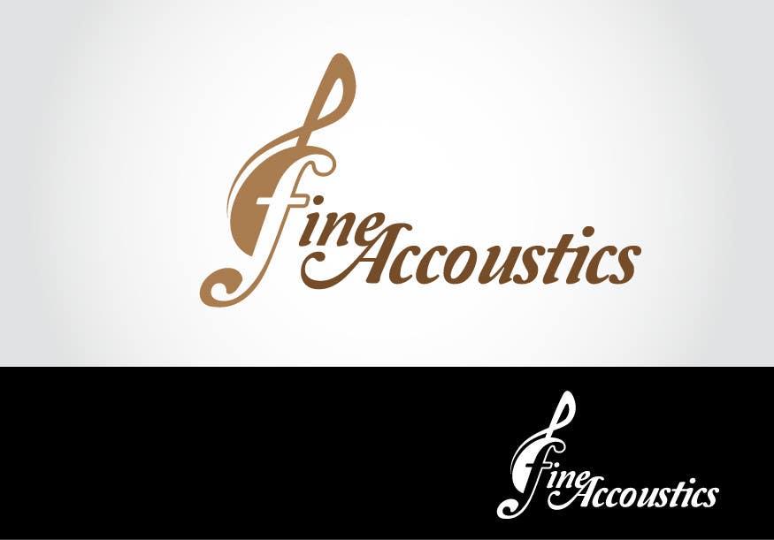 Design a Logo for Audio Company için 52 numaralı Yarışma Girdisi