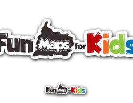 #7 for Design a Logo for FunMapsForKids.com af rogeliobello