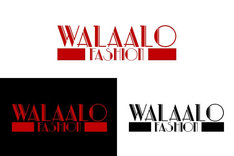 Proposition n°40 du concours branding for walaalo fashion