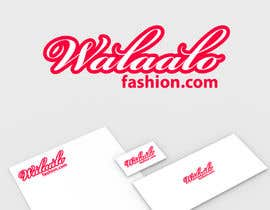 nº 13 pour branding for walaalo fashion par tobyquijano