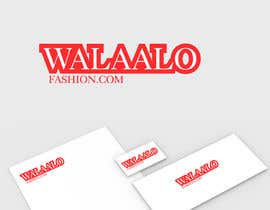 nº 21 pour branding for walaalo fashion par tobyquijano