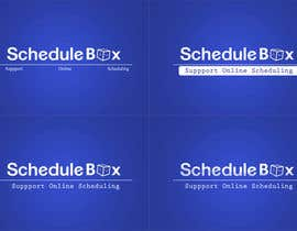 nº 132 pour Graphic Design for ScheduleBox par midoqaz