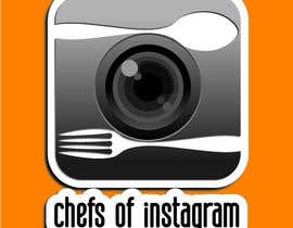 "#75 cho Design a Logo for business ""Chefs Of Instagram"" bởi popescumarian76"