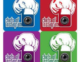 "#76 for Design a Logo for business ""Chefs Of Instagram"" by popescumarian76"
