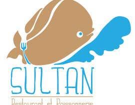 Nro 53 kilpailuun Design a Logo for  Sultan  Restaurant - repost käyttäjältä zitabanyai
