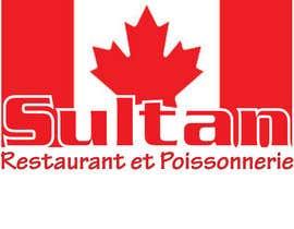 Nro 59 kilpailuun Design a Logo for  Sultan  Restaurant - repost käyttäjältä ashfaqkhatti