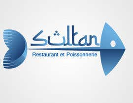nº 7 pour Design a Logo for  Sultan  Restaurant - repost par design3p