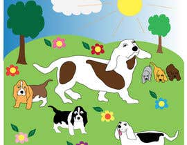 #11 for illustrate my 2 children eBooks by giulia65