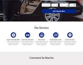zainalabidinxyz tarafından Design a Website Mockup için no 1