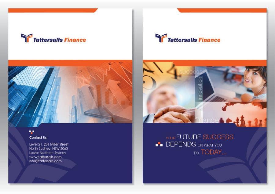 Kilpailutyö #51 kilpailussa Brochure Design for Finance HQ