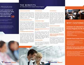 #86 for Brochure Design for Finance HQ af melsdqueen