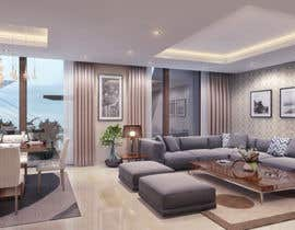 #32 for 3d Rendering Hotel suite +Hotel restaurant by rsehrawat1983