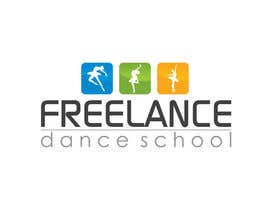 #144 para Design a Logo for Freelance Dance por rajnandanpatel