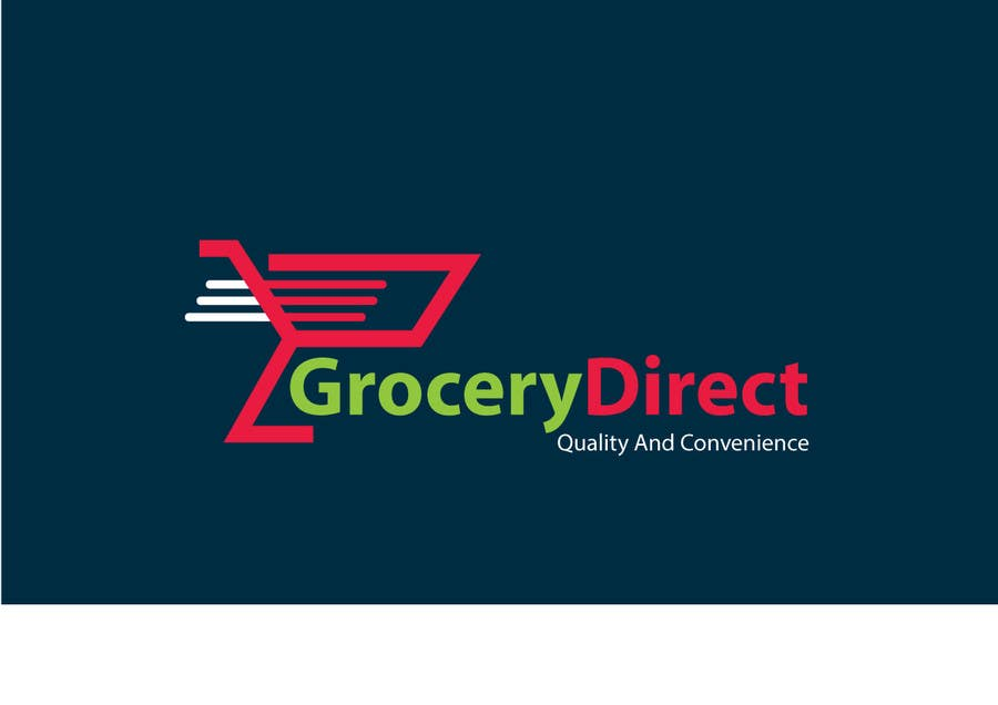 Contest Entry #                                        27                                      for                                         Design a Logo for Online Grocery Store