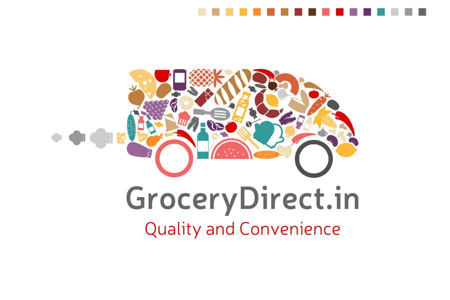 Contest Entry #                                        71                                      for                                         Design a Logo for Online Grocery Store
