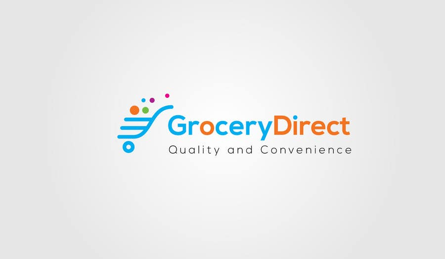 Contest Entry #                                        3                                      for                                         Design a Logo for Online Grocery Store