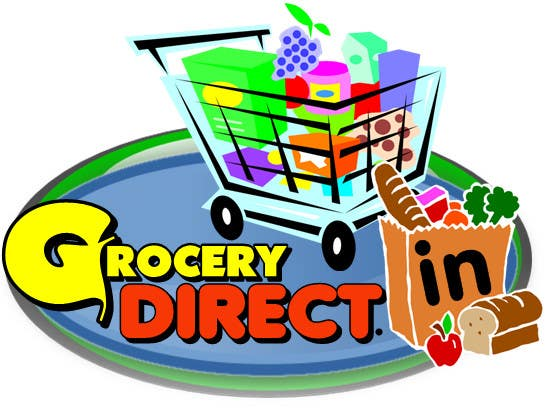 Contest Entry #                                        48                                      for                                         Design a Logo for Online Grocery Store