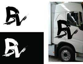#97 for Design a Logo for a Truck Driver / Truck Cabine af jass191
