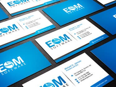 #113 for Design a Logo for EOM Software af usmanarshadali