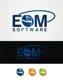 #132 for Design a Logo for EOM Software af usmanarshadali
