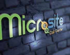 Nro 258 kilpailuun Disegnare un Logo per Microsite käyttäjältä somenathbasak