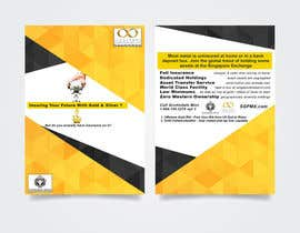 Nro 2 kilpailuun Design a Flyer - ATS käyttäjältä saidamaouch