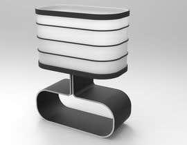 Nro 140 kilpailuun Q.Qute 3D Print Lamp Shade Design Contest 2016 Summer käyttäjältä Aniketkul