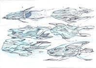 Bài tham dự #6 về Graphic Design cho cuộc thi Illustrate Some Spaceships!