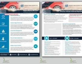Nro 19 kilpailuun Need Alternate Headers for Sales Brochure-InDesign käyttäjältä ksaurav75