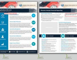 Nro 20 kilpailuun Need Alternate Headers for Sales Brochure-InDesign käyttäjältä ksaurav75