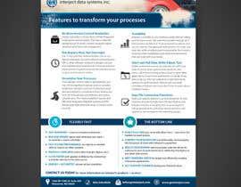 Nro 9 kilpailuun Need Alternate Headers for Sales Brochure-InDesign käyttäjältä popdesign74