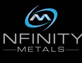 nº 151 pour Design a Logo for Infinity Metals par paprikacreations