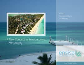 #4 for Design a Brochure for ENSISAL (trifold) af barinix