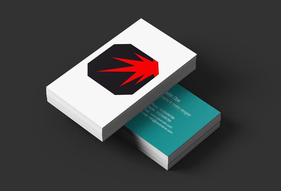 Bài tham dự cuộc thi #43 cho Designed a Logo and Business Card