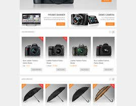 #11 untuk Convert a Wordpress template to a website for an awesome outdoor brand oleh tahira11