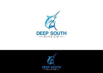 sanayafariha tarafından Design a Logo incl. a fish - Deep South Dive Co. için no 29