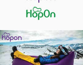 Nro 14 kilpailuun DESIGN A LOGO FOR A PRODUCT: HopOn käyttäjältä Venu5
