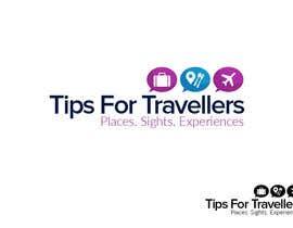 Designer0713 tarafından Design a Logo for Tips For Travellers için no 40