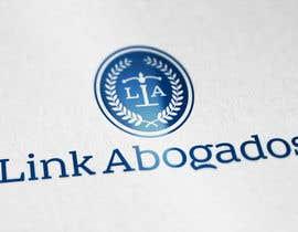 "Nro 25 kilpailuun Logo design for attorneys virtual directory . Directory name ""LINK ABOGADOS"" käyttäjältä pionart"