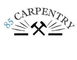 andreac75 tarafından Design a Logo for eighty-five carpentry için no 92