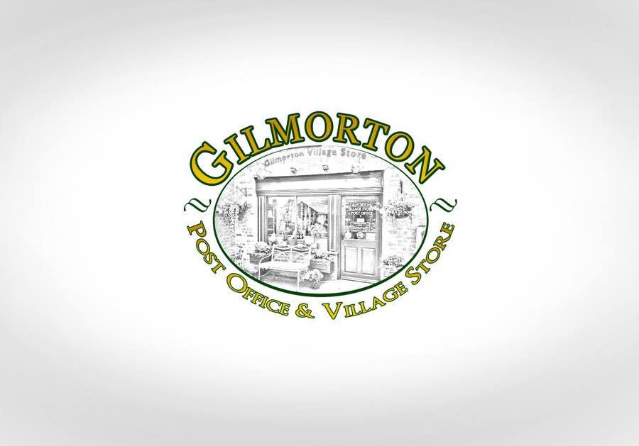 Inscrição nº                                         45                                      do Concurso para                                         Logo Design for Gilmorton Village Store