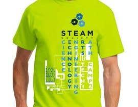 Nro 31 kilpailuun Technology Camp t-shirt design set käyttäjältä enriqueMatos