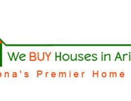 Yusuf3007 tarafından We BUY Houses in Arizona LOGO için no 1