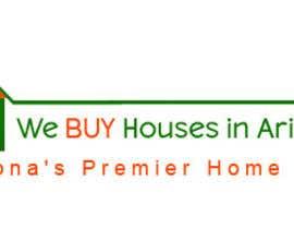 Nro 1 kilpailuun We BUY Houses in Arizona LOGO käyttäjältä Yusuf3007