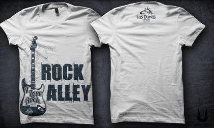 ultraspike tarafından Design a T-Shirt için no 49
